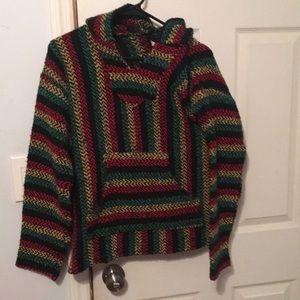 Sweaters - Rasta drug rug